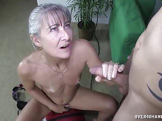 Granny's sex toy