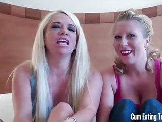 Can we watch you blow your load? CEI