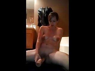 Mature Milf Big Nipples Dildo Orgasm