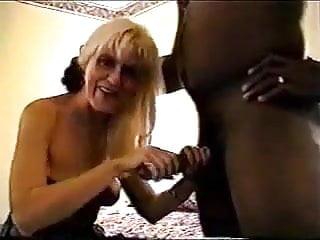 Blonde Wife Huge Black Cock