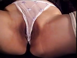 Asian schoolgirl bound by an older guy for his pleasure