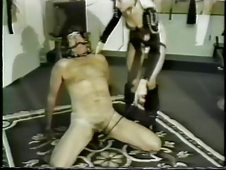 Cock Punishment and Equestrian Play