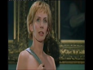 Trudie Styler Nude and Hairy