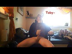 Toby - die geile Wichs-Sau von xh