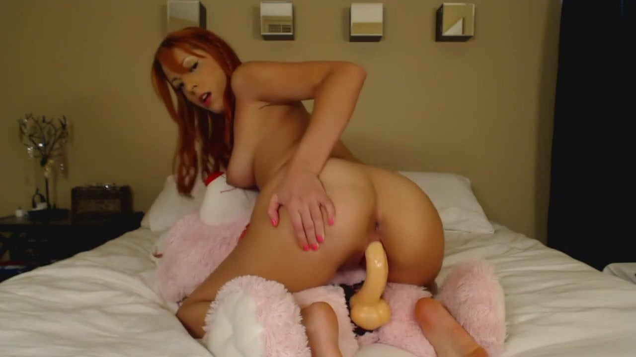redhead girl videos