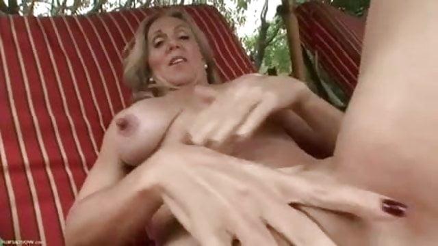 Naked girl tightly bound