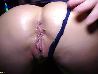 anal DP gangbang party with Sexy Susi