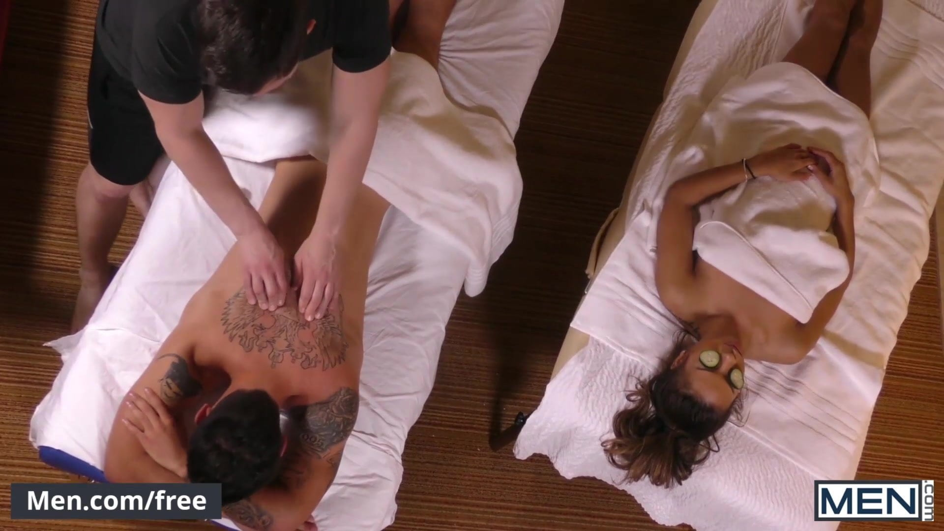 Vadim Black Griffin Barrows – {Couples} Therapeutic massage – Males.com