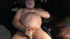 hot dad cums