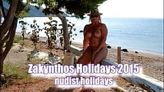 Nude in Zakynthos 1