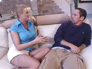 Loud Dirty Talking Mom Needs Young Cock