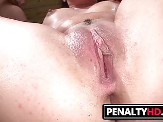 Bdsm Humiliation For Teen Stella May
