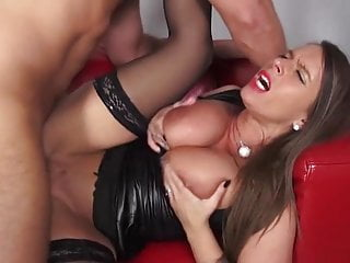 Hot milf and her younger lover 171