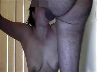 Leaking cum from step moms mouth 2