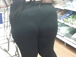 VPL Black Phatty busted me in see-thru tights (2)