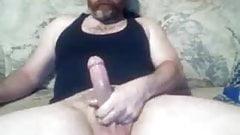hung 9 incher redneck cum HOT AF