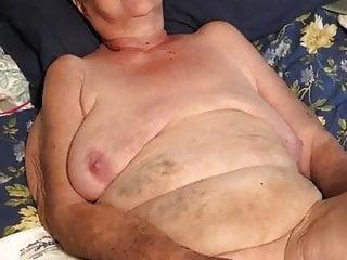 Granny caught