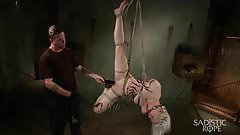 Ella Nova is Tormented in Extreme Bondage