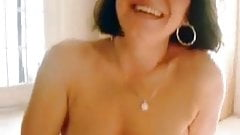 Mature Wife Strips For Hubby