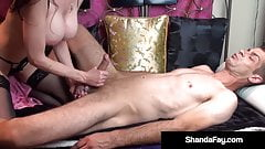 Horny Housewife Shanda Fay Is Anal Fucked & Pussy Pounded!