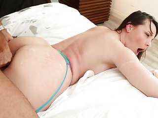 Dana DeArmond gets her wet pussy fucked hard by Chad White