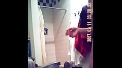 old shower video