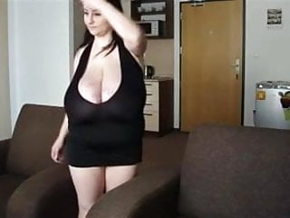 Flashing breast pics - Big breasted mom from romania