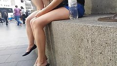 Bare Candid Legs - BCL#066