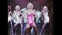 Leslie Ann Warren Sexy Dance. NN