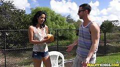 Reality Kings - Karmen Bella - Kinky Karmen_promo thumb