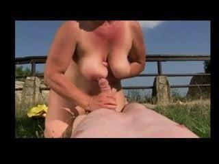 Mature fucking outdoor bvr