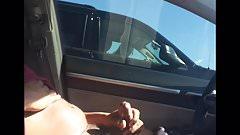 Watches Jerk Car Mom#1