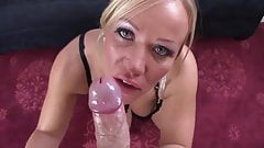 MILF Head #111 Super-duper Blonde Mom!!!