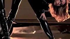 Shannon Elizabeth Eliza Dushku and Ali Larter Wearing Latex