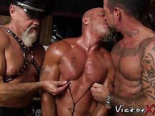 Kinky twink gets his wish granted when he sucks a giant cock