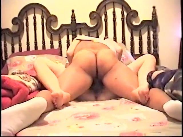 Nude sexy couple kissing vagina