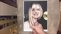 Dakota Fanning Cum Tribute 023