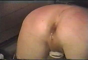 Giant dildo sex video