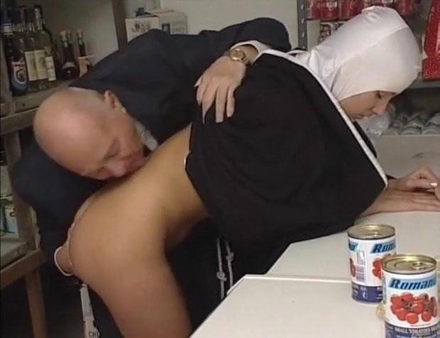 black man fucking nun