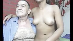 grandpa fucking young girl's Thumb