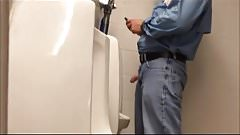 Caught - Daddies Pissing (WC)