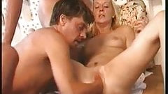 Slutmilf transforms her pussy in a toy for men