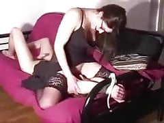 Riding his face to orgasm