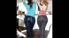 For spandex & Yoga pants lovers