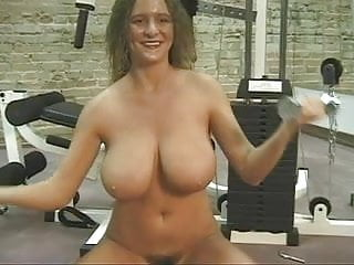 Mature brunette feels young again showing off her pussy