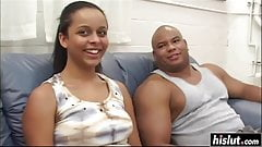 STACEY SWEET INTERRACIAL THREESOME