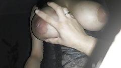 Big polish natural tits