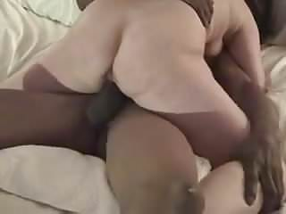 strong orgasm with black friend