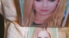 My 100th Tribute on Xhamster and Tribute 4 Avril Lavigne n15