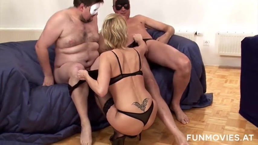 German Amateurs Casting for Porn